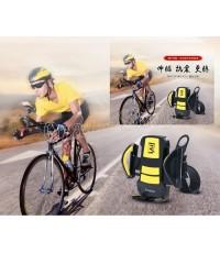 REMAX CAR HODER ที่จับโทรศัพท์มือถือกับรถจักรยาน รุ่น RM-C08