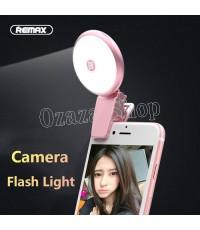 REMAX Camera Flash Selfie Spot Light Nine brightness ไฟแฟลชสำหรับสมาร์ทโฟน