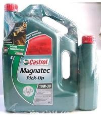 CASTROL แม็กนาเท็ก 10W-30 6+1 ลิตร