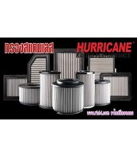 กรองอากาศผ้า ,กรองอากาศสแตนเลส Hurricane สำหรับ มาสด้า 3 1.6cc