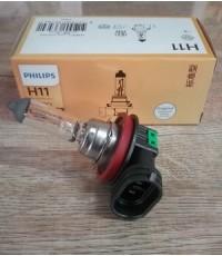 หลอดไฟ ฟิลลิป  H11  12V.