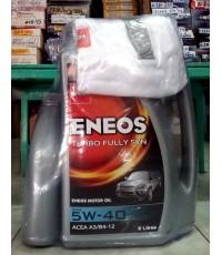 น้ำมันเครื่อง ENEOS COMMONRAIL 5w-30 6+1 ลิตร