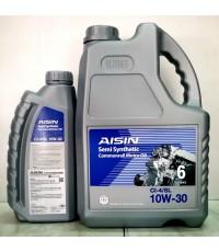 น้ำมันเครื่องดีเซล AISIN 10W-30
