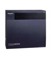 ระบบโทรศัพท์ตู้สาขาดิจิตอล แบบ ไฮบริด ไอพี KX-TDA200 ขนาด 16 สายนอก 120 ภายใน