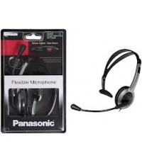 Panasonic ชุดหูฟังโทรศัพท์ครอบศรีษะพานาโซนิค RP-TCA430E