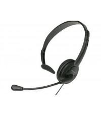 Panasonic ชุดหูฟังโทรศัพท์ครอบศรีษะพานาโซนิค KX-TCA 400