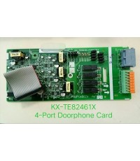 Panasonic แผงวงจร 4-Port Doorphone Card Panasonic KX-TE82461X