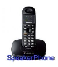 Panasonic โทรศัพท์ไร้สาย 2.4GHz รุ่นKX-TG3600BX สีดำ