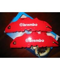 ครอบ คาลิปเปอร์เบรค New Brembo (คู่หน้า) จำหน่าย ปลีก - ส่ง