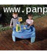 โต๊ะเล่นน้ำสุขสันต์ #  7538 Water Wheel Play Table
