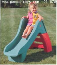 กระดานลื่นเด็กน้อย  #  7606  Step - Up  Slide