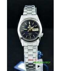นาฬิกาข้อมือสตรี Darch จากญี่ปุ่น  STAINLESS STEEL คุณภาพเยี่ยม แสดงวัน-วันที่ ฟรีกล่องกำมะหยี่