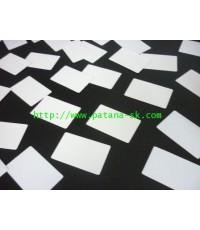 บัตรพลาสติก บัตรเปล่า ใบละ 2 บาท ส่งทั่วประเทศ  โทร 02 9887991-6 สอบถาม