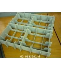 แผ่นพลาสติก ลูกฟูก ผลิตกล่อง และไส้กล่อง
