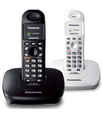 โทรศัพท์แบบไร้สาย ยี่ห้อพานาโซนิค รุ่น KX-TG3600BX