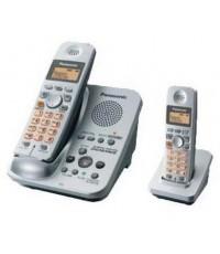 โทรศัพท์แบบไร้สาย ยี่ห้อพานาโซนิค KX-TG3722BX