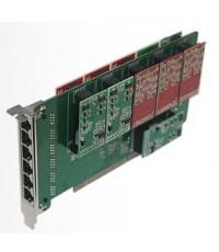 PS-VC2400A  12-24 FXS/O Asterisk PCI card  ราคาเริ่มต้น 9,900.- รับประกัน 2 ปี