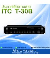 PowerMixer (เพาเวอร์มิกเชอร์) ITC  T-30B   30 วัตต์  ราคา 5,000