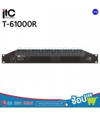 T-6100R Power Amplifier