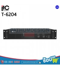 T-6204 10‐Channel Monitor Panel W/LED