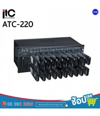 ATC-220 20-slot audio guide charger