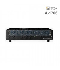 A-1706 Mixer Power Amplifier 60W (Selected 2 Zones)