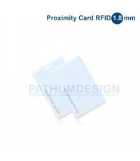 Proximity Card RFID 1.8 mm 125k