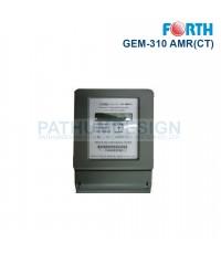 มิเตอร์ไฟฟ้าดิจิตอล 3 เฟส รุ่น GEM-310 AMR (CT)