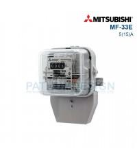 มิเตอร์ไฟฟ้า MF-33E 5(15)A