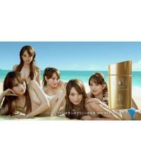 Shiseido ครีมกันแดด Anessa Perfect UV SPF 50+++ ขวดสีทอง60ml กันทั้งเหงื่อและน้ำค่ะ