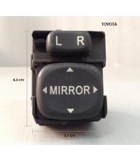 สวิทปรับกระจกด้านข้าง Toyota camry Toyota Prius (โตโยต้า แคมรี่/โตโยต้า พรีอูส)