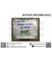 กล่องเครื่อง ECU Toyota 4E-FTE M/T EP82 Turbo ปี 1989-1992