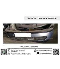 กันชนหน้า Chevrolet Zafira (เชฟโรเล็ต ซาฟิร่า) ปี 1999-2005