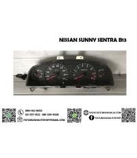 จอไมล์ เกียร์ออโต้ Nissan Sunny B13 (นิสสัน ซีนนี่ บี13) วัดรอบ