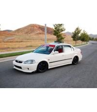 มือเปิดประตูด้านใน Honda Civic EK (ฮอนด้า ซีวิค อีเค) ตาโต ปี 1996-1998 บานซ้าย