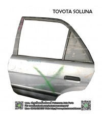 ประตูหลังซ้าย Toyota Soluna AL50 R/L (โตโยต้า โซลูน่า) ตัวแรก ปี 1997-2003