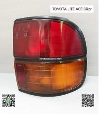 ไฟท้าย Toyota Lite ACE CR27 (โตโยต้า ไลเอ็ท) ข้างขวา รุ่นร่องเล็ก