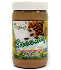 Sunflower Seed Butter / เนยเมล็ดทานตะวัน (Sweetened creamy/ รสหวานชนิดละเอียด)