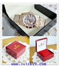 นาฬิกาข้อมือ Rolex (Rolex DateJust Special Edition Everrose Gold)