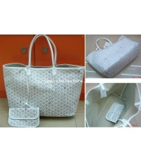 Goyard (กอ-ยาร์ด) รุ่น St.Louis Shopper Tote Bags  Size GM