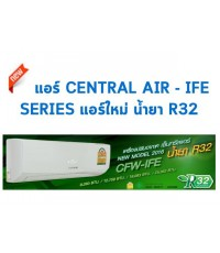 CENTRAL IFE Series 12161 BTU MODEL CFW-IFE13