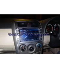 เครื่องเสียง DVD GPS Bluetooth จอทัชสกรีน 8 นิ้ว ตรงรุ่น New Altis
