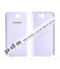 ฝาหลัง Original Back Cover Housing Samsung Galaxy Note N7100 White