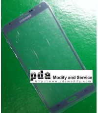 กระจกกันหน้าจอ Original gray Screen glass lens Samsung Galaxy Note3 N900