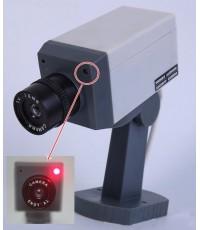 กล้องวงจรปิด (ของปลอม) Fake Security Camera with Motion Detection/ Activity Red LED light