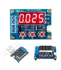 เครื่องทดสอบแบตเตอรี่  Battery Capacity Tester
