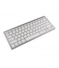 Wireless Bluetooth Keyboard สำหรับ iPad, iPhone, PC และ Smartphone