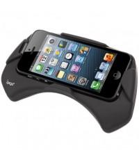 ipega Hard Case Game Holder สำหรับ iPhone5,5S (สีดำ)