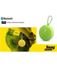 miFa Young Forever Bluetooth Speaker ลำโพง Bluetooth รุ่น F1 สีเขียว