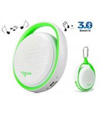 ลำโพง Bluetooth Nogo รุ่น F2 สีเขียว